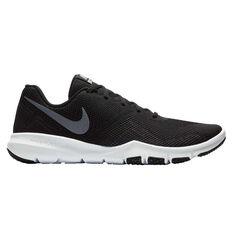 Nike Flex Control 2 Mens Training Shoes Black / Grey US 7, Black / Grey, rebel_hi-res