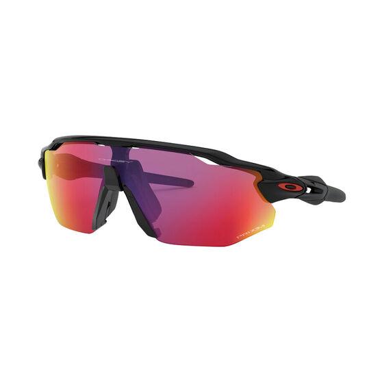 OAKLEY Radar EV Advancer Sunglasses - Polished Black with PRIZM Road, , rebel_hi-res