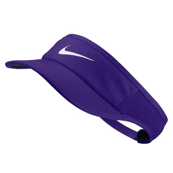 Nike Womens Aerobill Featherlite Visor, , rebel_hi-res