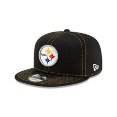 Pittsburgh Steelers Sideline Road 9FIFTY Snapback, , rebel_hi-res