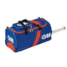 Gunn and Moore Drive Junior Cricket Bag Blue / Red, , rebel_hi-res