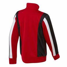 Nike Jordan Tricot Track Jacket Red / Black S, Red / Black, rebel_hi-res
