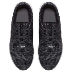 Nike Air Max Sequent 3 Boys Running Shoes Black / White US 4, Black / White, rebel_hi-res