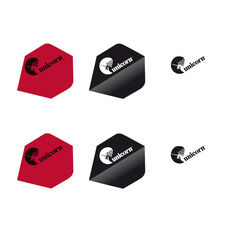 Unicorn Super Maestro125 Dart Flights Set Assorted, , rebel_hi-res