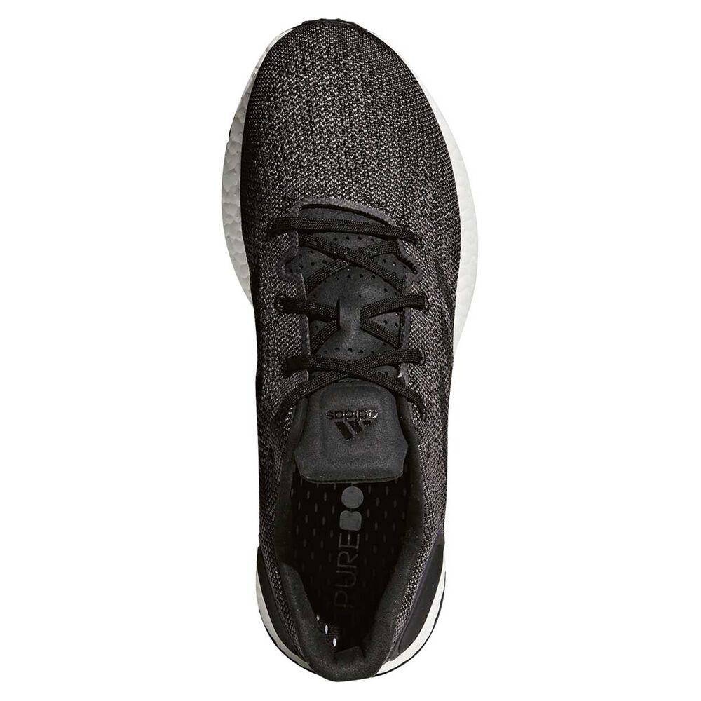 039be8a6d adidas Pureboost DPR Mens Running Shoes Black   Grey US 13
