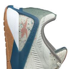 Reebok X1 Grow Mens Training Shoes, White/Green, rebel_hi-res