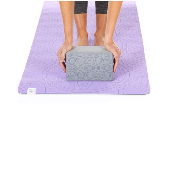Gaiam Printed Yoga Block, , rebel_hi-res