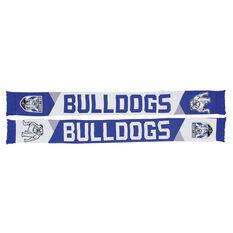 Canterbury-Bankstown Bulldogs Geo Jacquard Scarf, , rebel_hi-res