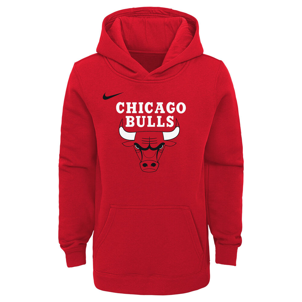 best sneakers f53fe 03710 Nike Youth Chicago Bulls Hoodie, Red, rebel hi-res