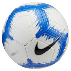 ece2a29e0dc Nike Strike Soccer Ball White   Blue 3