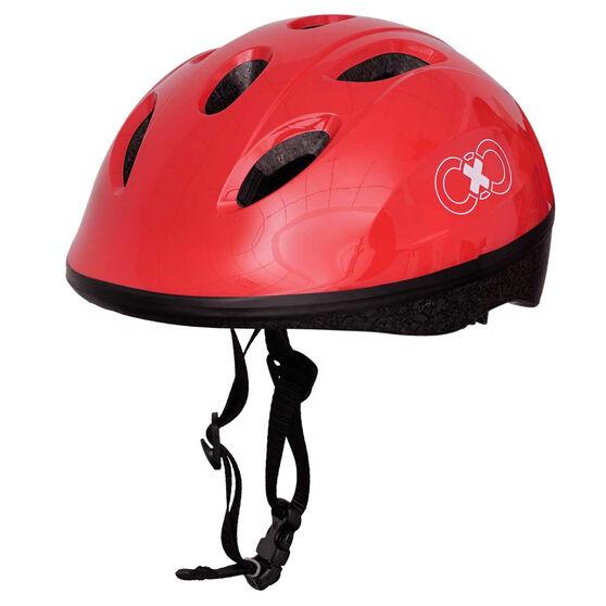 Goldcross Kids Pioneer Bike Helmet, Red, rebel_hi-res