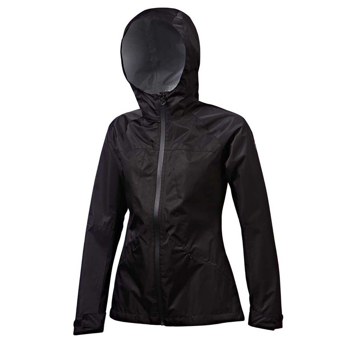 adidas Soft Shell Ladies Walking Jacket Black | Start Fitness
