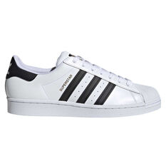 adidas Originals Superstar Casual Shoes White/Black US 4, White/Black, rebel_hi-res