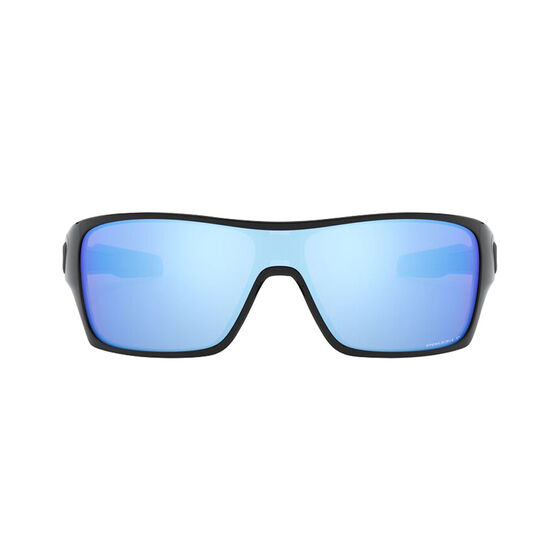 OAKLEY Turbine Rotor Sunglasses - Polished Black with PRIZM Deep H20 Polarized, , rebel_hi-res