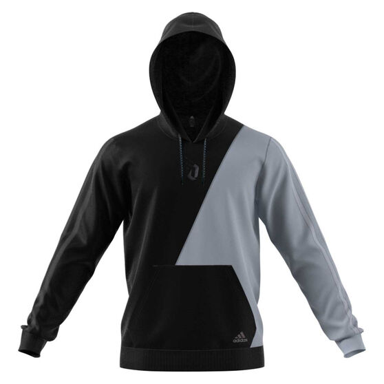 adidas Mens Dame IMA Visionary Hoodie, Black, rebel_hi-res