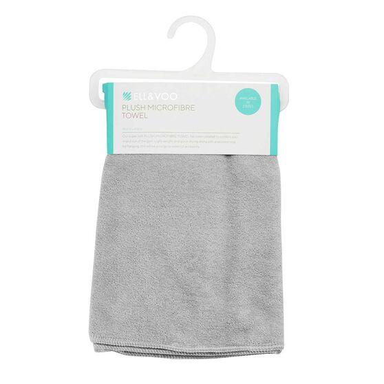 Ell & Voo Microfibre Plush Gym Towel, , rebel_hi-res