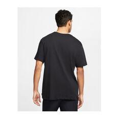 Nike F.C. Mens SE11 Football Tee Black XS, Black, rebel_hi-res