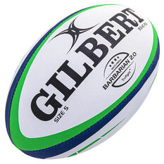 Gilbert Barbarian 2.0 Rugby Union Match Ball, , rebel_hi-res