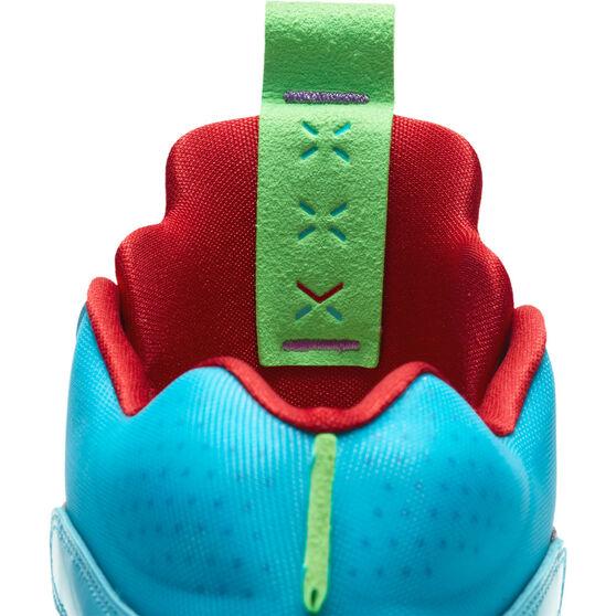 Air Jordan x Jayson Tatum XXXV Women In Power Basketball Shoes, Blue/Silver, rebel_hi-res