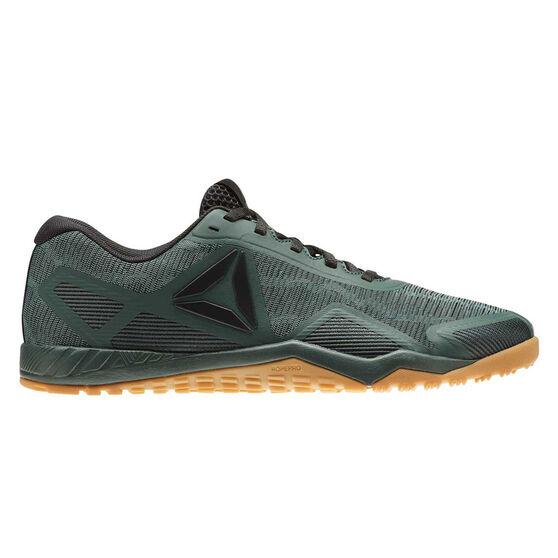 eea199e0f3db0 Reebok Workout TR 2.0 Mens Training Shoes Grey   Black US 7