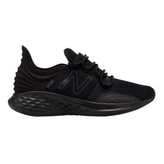 a75908eb924 New Balance Fresh Foam Roav Kids Running Shoes Black US 4
