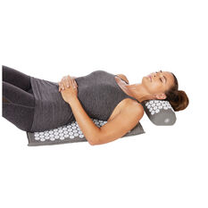 Gaiam Accupressure Mat And Pillow Set, , rebel_hi-res