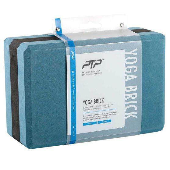 PTP Yoga Brick Slate Blue, , rebel_hi-res