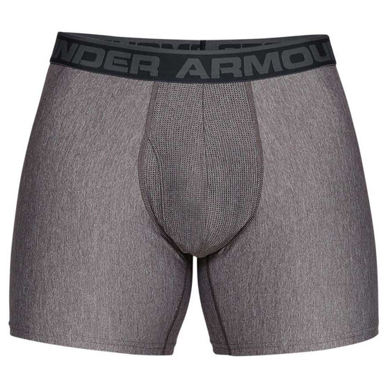 Under Armour Mens Original Series 6in Boxerjock 2 Pack, Green, rebel_hi-res