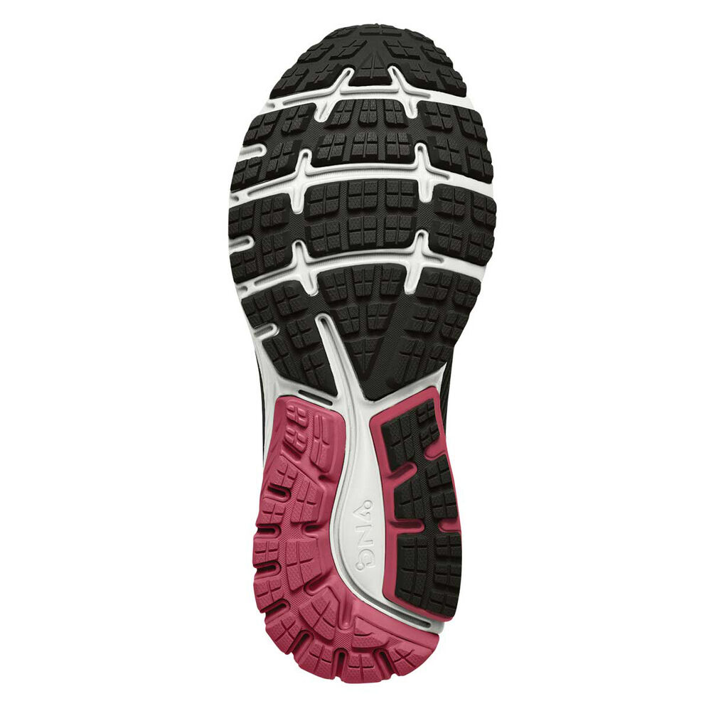 0adef8a03f460 Brooks Ghost 10 Womens Running Shoes Pink   Black US 10
