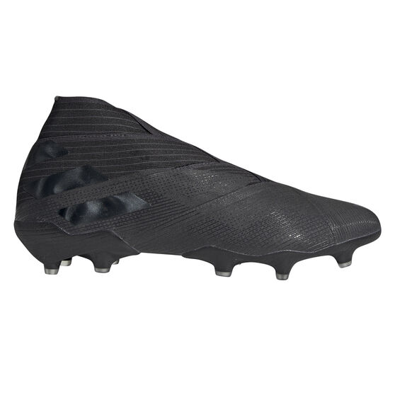 adidas Nemeziz 19+ Football Boots, Black, rebel_hi-res