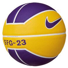 Nike LeBron Playground Basketball, , rebel_hi-res