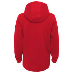 Nike Youth Chicago Bulls Hoodie Red S, Red, rebel_hi-res