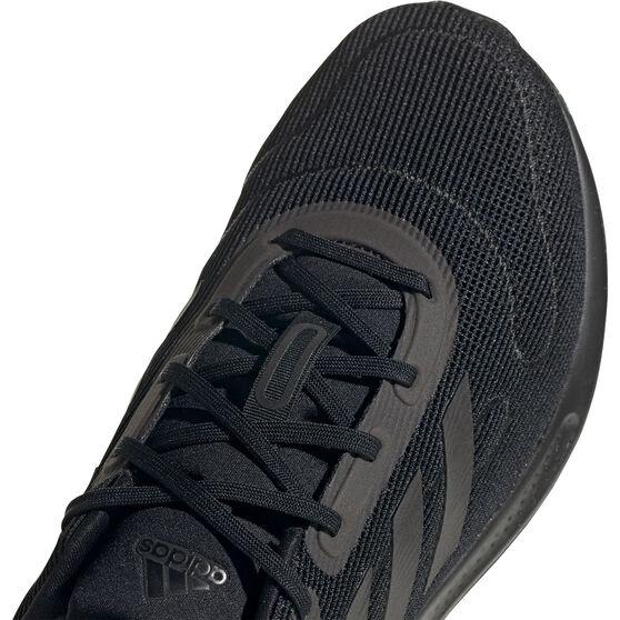 adidas Galaxar Run Mens Running Shoes, Black, rebel_hi-res