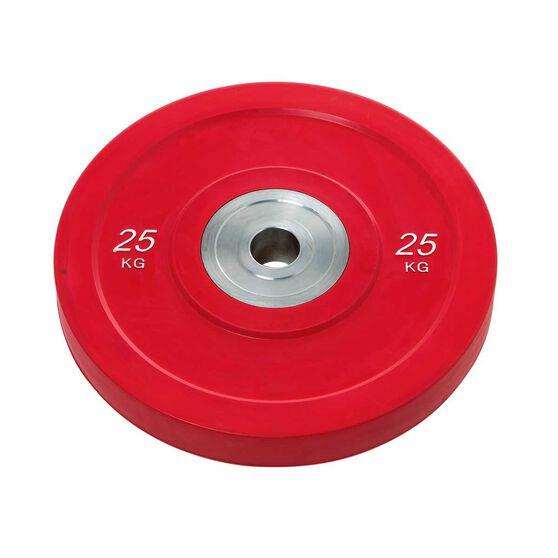 Torros 25kg Bumper Plate, , rebel_hi-res