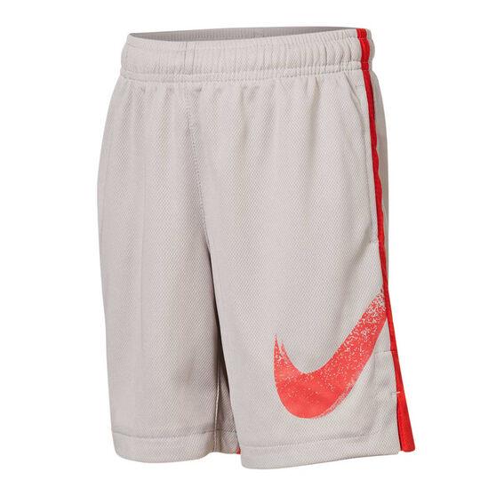 Nike Boys Dry Dominate Graphic Training Shorts, , rebel_hi-res
