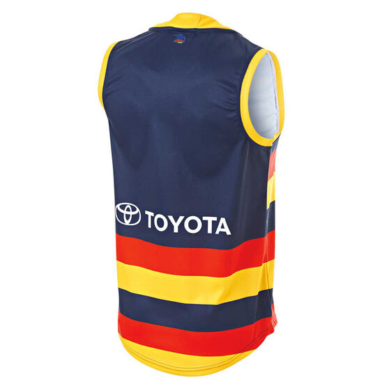 Adelaide Crows 2019 Mens Home Guernsey, Navy, rebel_hi-res