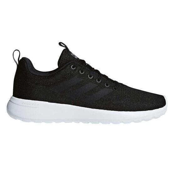 adidas Lite Racer CLN Womens Casual Shoes, Black / Grey, rebel_hi-res