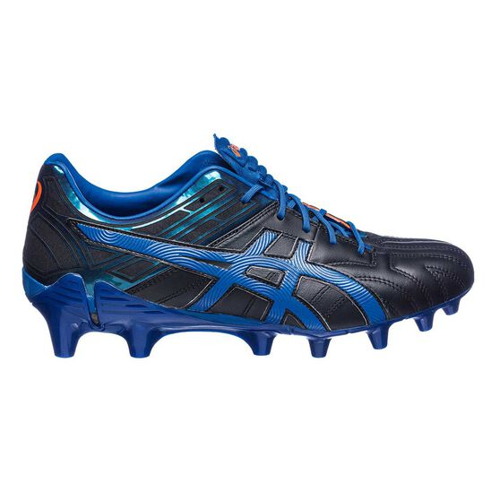 0d678bb8c06 Asics GEL Lethal Tigreor 10 IT Mens Football Boots Black   Purple US 8.5  Adult