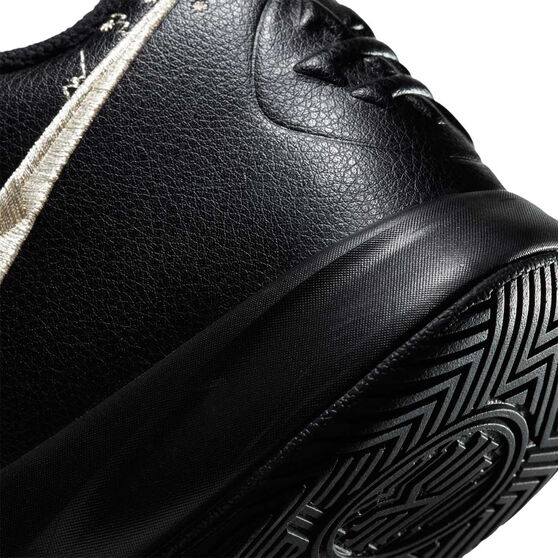 Nike Kyrie Flytrap III Mens Basketball Shoes, Black/Gold, rebel_hi-res