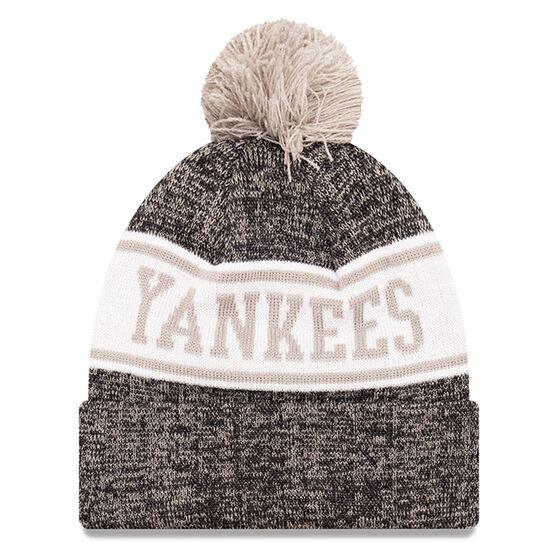 New York Yankees New Era Pom Knit Beanie, , rebel_hi-res