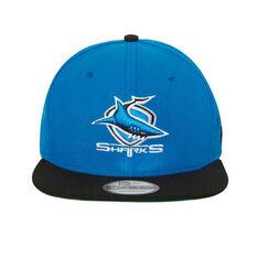 Cronulla Sharks New Era 9FIFTY Throwback Cap, , rebel_hi-res