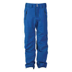 Elude Boys No Limit Pants Blue 6, Blue, rebel_hi-res