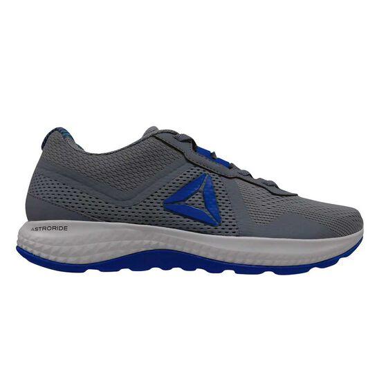 061a0ea8a79 Reebok Astroride Duo Edge Mens Running Shoes Grey   Blue US 8.5 ...