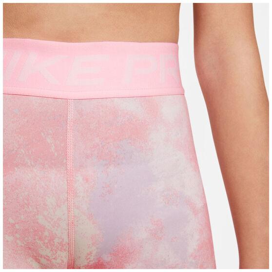 Nike Pro Girls 2in Shorts, Pink, rebel_hi-res