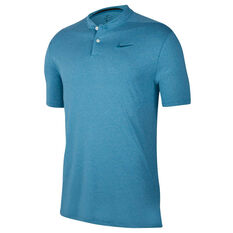 Nike Mens Dri FIT Vapor Golf Polo Blue XS, Blue, rebel_hi-res