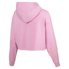 Puma Womens Trailblazer Hoodie Pink / Yellow XS, Pink / Yellow, rebel_hi-res