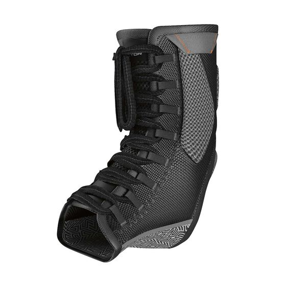 Shock Doctor 849 Ultra Gel Lace Ankle Support, Black, rebel_hi-res