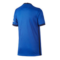 Chelsea FC 2020/21 Youth Replica Home Jersey Blue 8, Blue, rebel_hi-res
