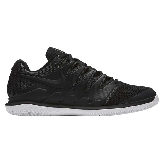 Nike Air Zoom Vapor X Mens Tennis Shoes, Black, rebel_hi-res