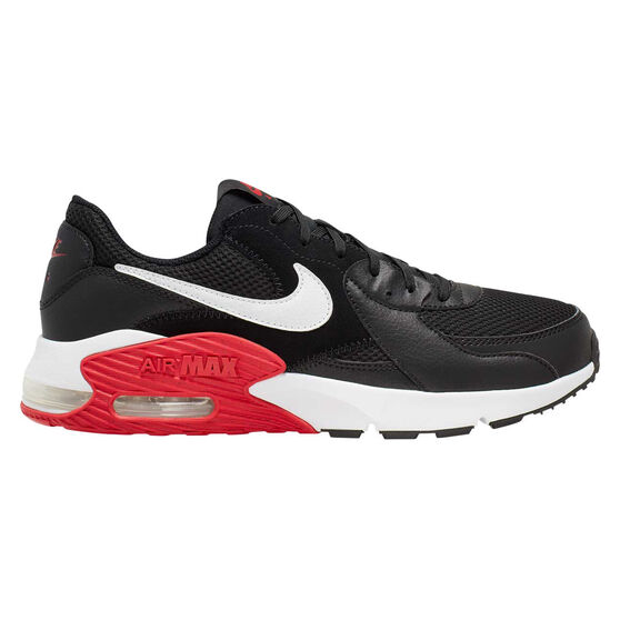 Nike Air Max Excee Mens Casual Shoes Black/White US 7, Black/White, rebel_hi-res
